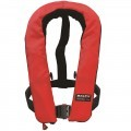 LIFEJACKET AUTO 150N RED/NAVY